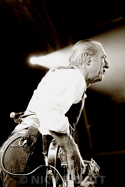 Francis Rossi / Live