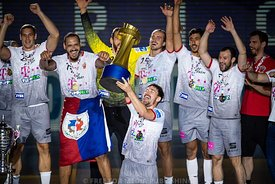 Gold Medal Match - Vardar 1961 vs Telekom Veszprem, Final Four - SEHA - Gazprom league, Zadar ,06.09.2020 , Mandatory Credit ...