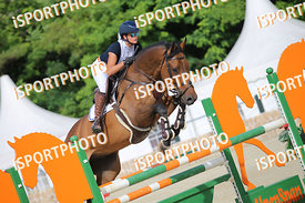 CZERNIK Natalia (POL) and DUKE G  during LAKE ARENA - Equestrian Summer Circuit 1 - 2019, CSI2* - Good Bye Competition - 140c...