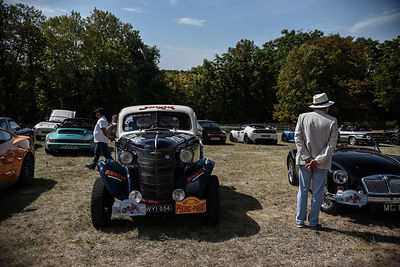 Circuit des Remparts - Angoulême  13/09/2019 - Photo Joris Clerc / Austral.