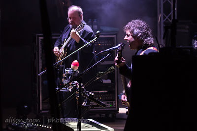 Steve Rothery and Pete Trewavas, Marillion