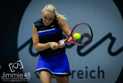 2019 Upper Austria Ladies Linz, Tennis, Linz, Austria, Oct 10
