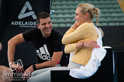 2020 Adelaide International, Tennis, Adelaide, Australia, Jan 16