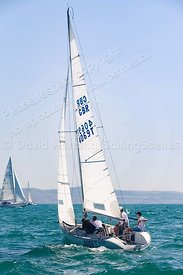 Ziggy, GBR4069T, Jeanneau Fun 23, Round The Island Race 2019, 20190629585