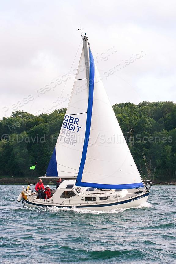 Pearl Fisher, GBR9161T, LM 27