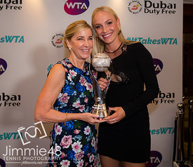 Dubai Duty Free WTA Sumer Party 2019, Tennis, London, Great Britain - June 28