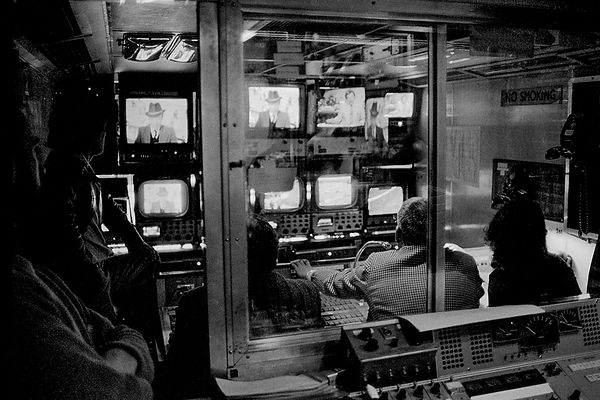 John P. Hamilton directing World Of Sport Racing | LWT OB Unit 1 | June 1978