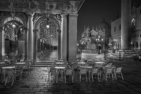 In Space No.1   San Marco Venice 2020 (The start of it all).  Photographer:  Neil Emmerson  £975 inc UK VAT
