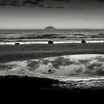 Ailsa Craig from Girvan | Ayrshire | 2014