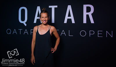 2020 Qatar Total Open, Tennis, Doha, Qatar, Feb 23