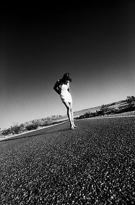 Janes Mini No.2:  Somewhere in Nevada 2002:   Photographer Neil Emmerson