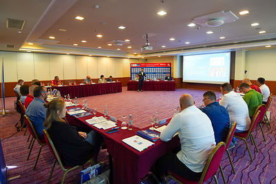 SEHA Club Meeting - Zagreb 2019