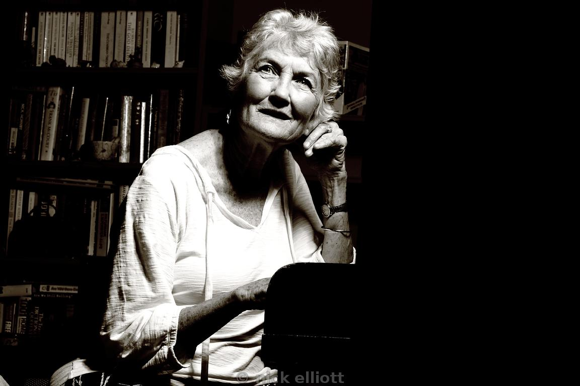 Peggy Seegrer / Album Cover Shoot