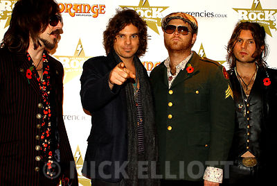 Rival Sons at Clasic Rock Awards 2011