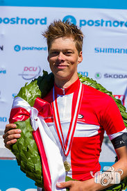 The 2019 Danish National Championships Men U23 Individual Time Trial