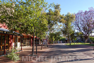 centre ville d'Alice Springs