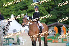 ERNSTING Karin (GER) and VAL DE VAUXELLES Z  during LAKE ARENA - Equestrian Summer Circuit 1 - 2019, CSI2* - Good Bye Competi...