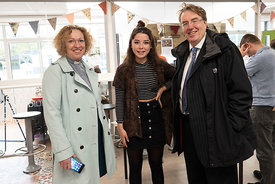 Eco_Fair_Angie_Patterson_Amber_Chainey_John_Howell