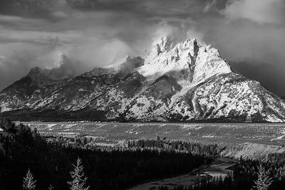 'Grand Teton' Wyoming