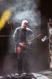 Steve Rothery, guitar, Marillion with Friends from the Orchestra, Royal Albert Hall, London