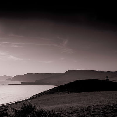 Clavell Tower and coast | Kimmeridge Dorset | 2012