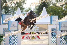 SPENLENHAUER Alexandra (FRA) and DEW DROP during LAKE ARENA Equestrian Summer Circuit II, CSI2* - Good Bye Competition - 140 ...