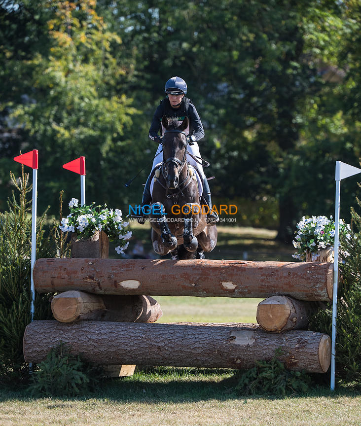 Piggy French (GBR) & Castletown Clover
