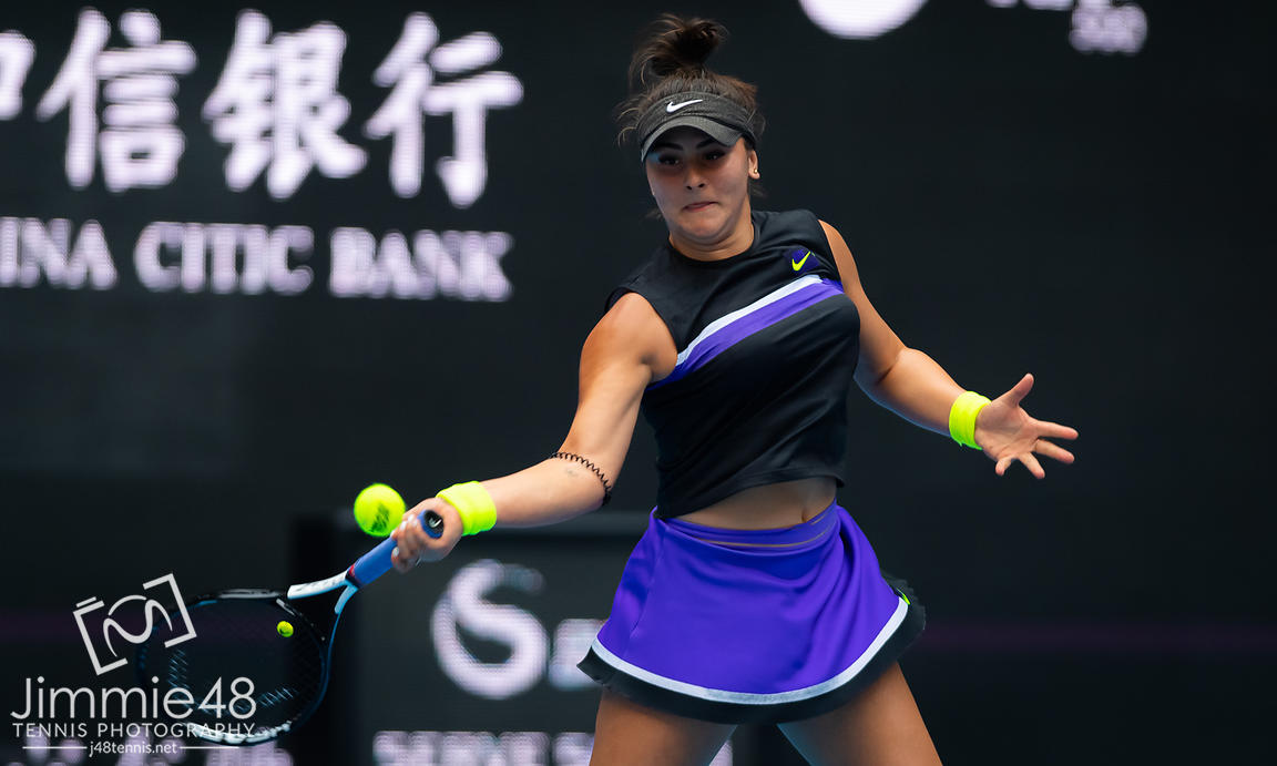 2019 China Open, Tennis, Beijing, China, Oct 2