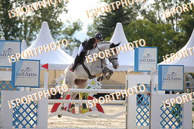 BABANITZ Bianca (AUT) and CONTACT ME'S JACK during LAKE ARENA Equestrian Summer Circuit II, CSI2* - Good Bye Competition - 14...