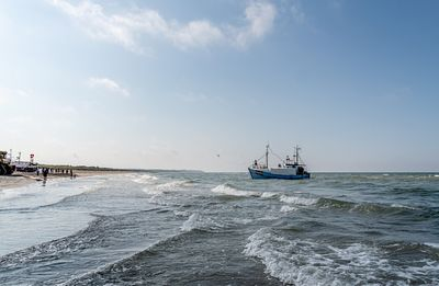 Fishing boats, Thorup Strand 28
