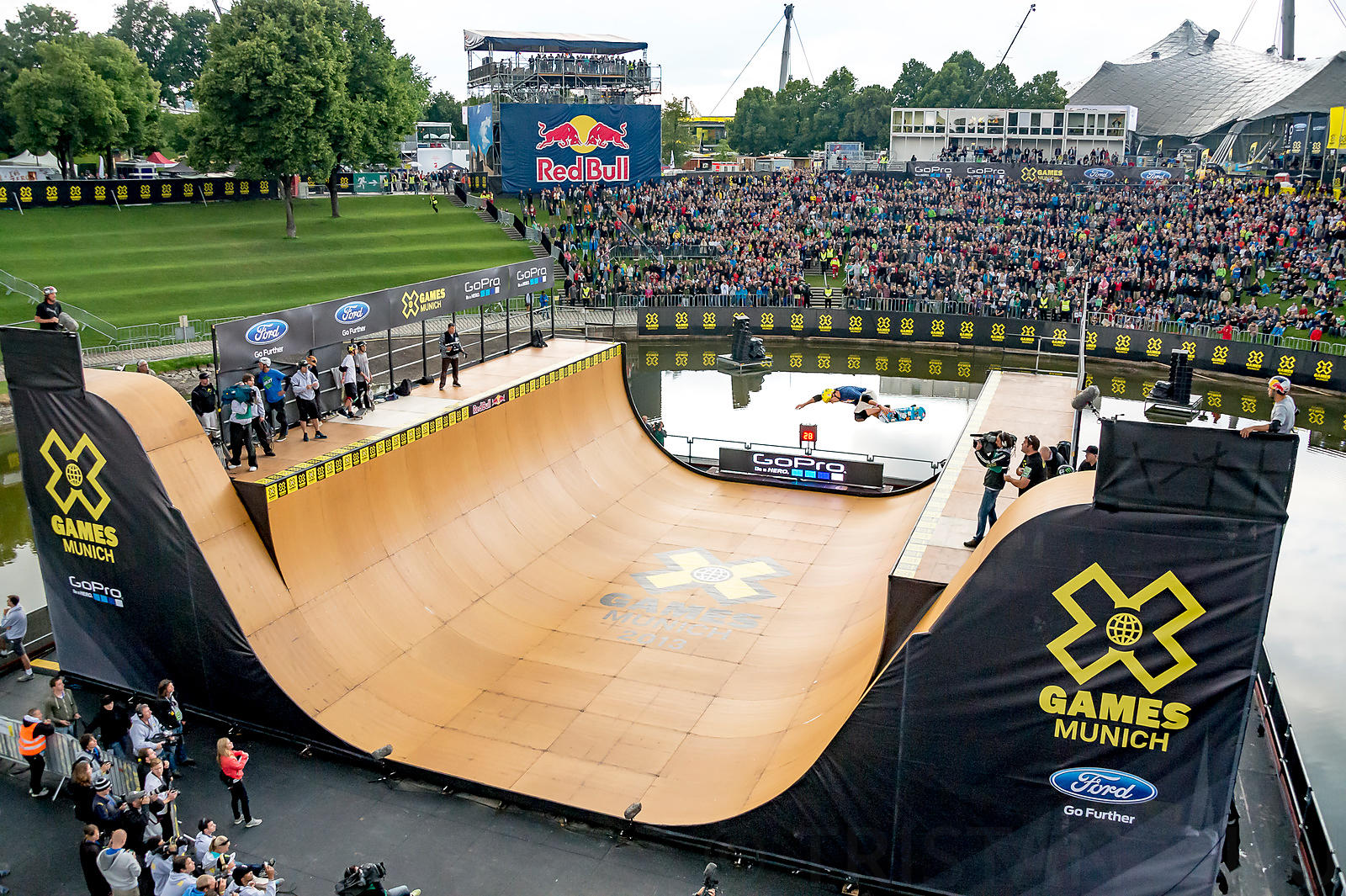 X Games Munich 2013 - June 27, 2013