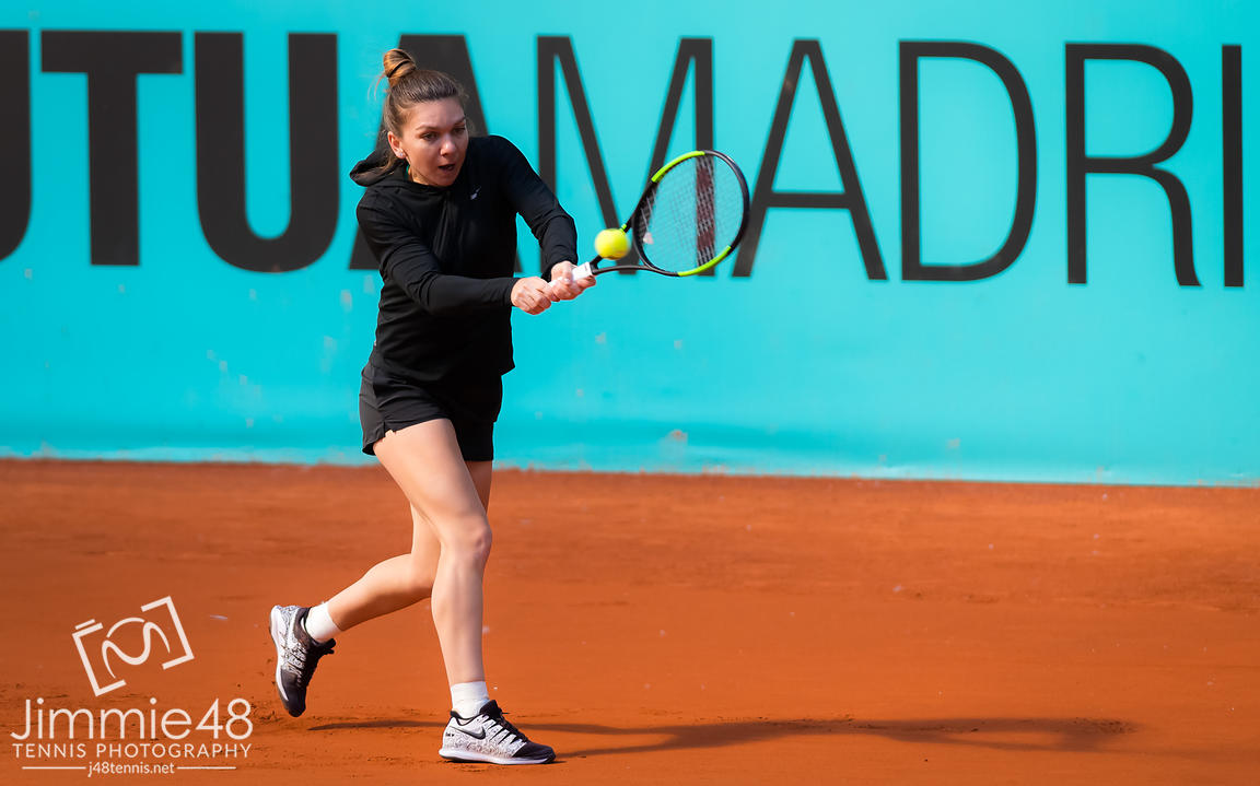 2019, Tennis, Madrid, Mutua Madrid Open, Spain, May 3
