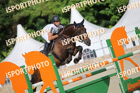 SAURUGG Benjamin (AUT) and BRASILIA 6  during LAKE ARENA - Equestrian Summer Circuit 1 - 2019, CSI2* - Good Bye Competition -...