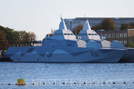 K32 HSwMS Helsingborg and a sister ship