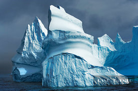 Iceberg  - Antarctica, Antarctica, South Orkney Islands (Drake Passage) - digital - Getty image 200417472-001