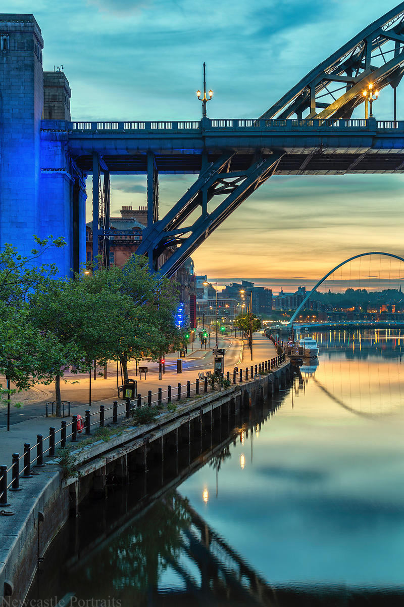 Early Morning Tyne