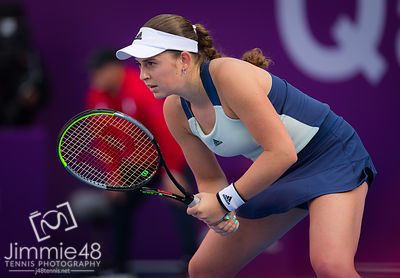 2020 Qatar Total Open, Tennis, Doha, Qatar, Feb 26