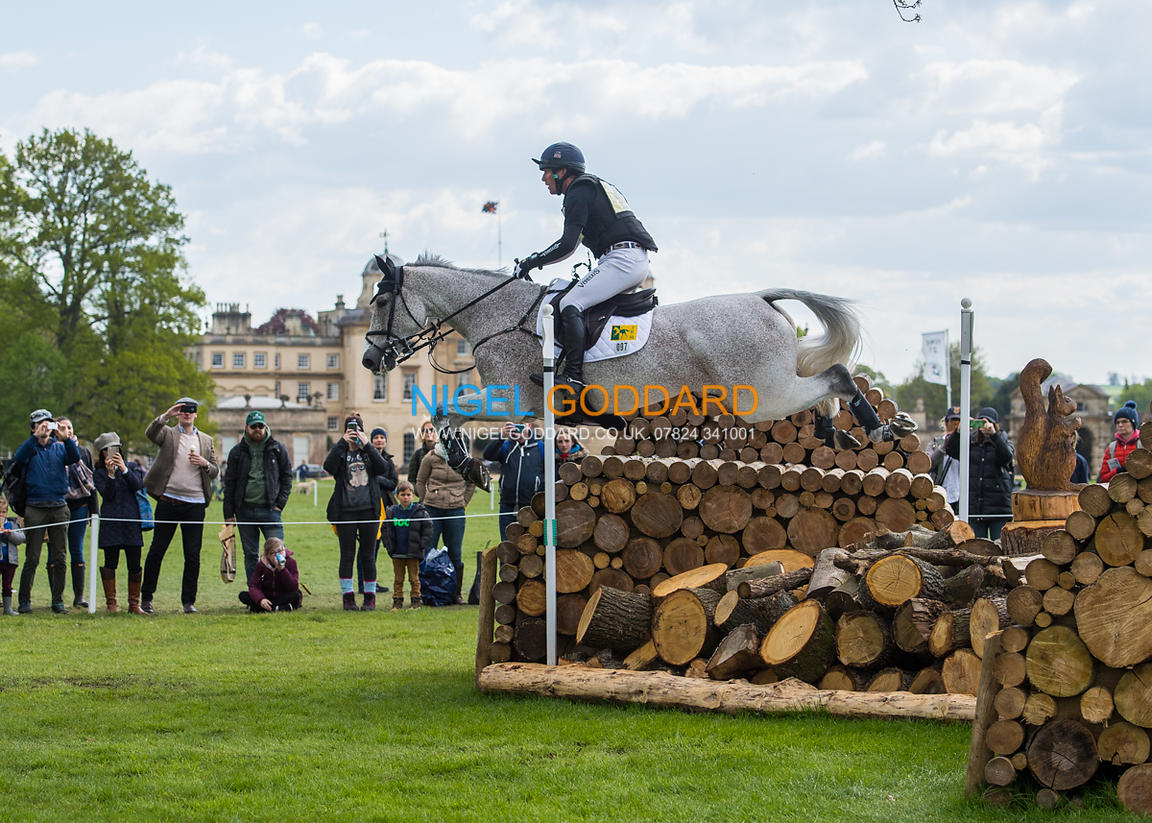 Oliver Townend (GBR) & Ballaghmor Class