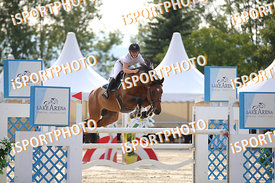 THIJSSEN Sanne (NED) and CON QUIDAM RB during LAKE ARENA Equestrian Summer Circuit II, CSI2* - Good Bye Competition - 140 cm,...