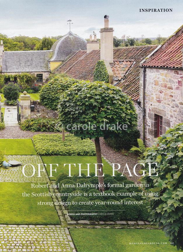 Broadwoodside, Homes & Gardens, September 2019
