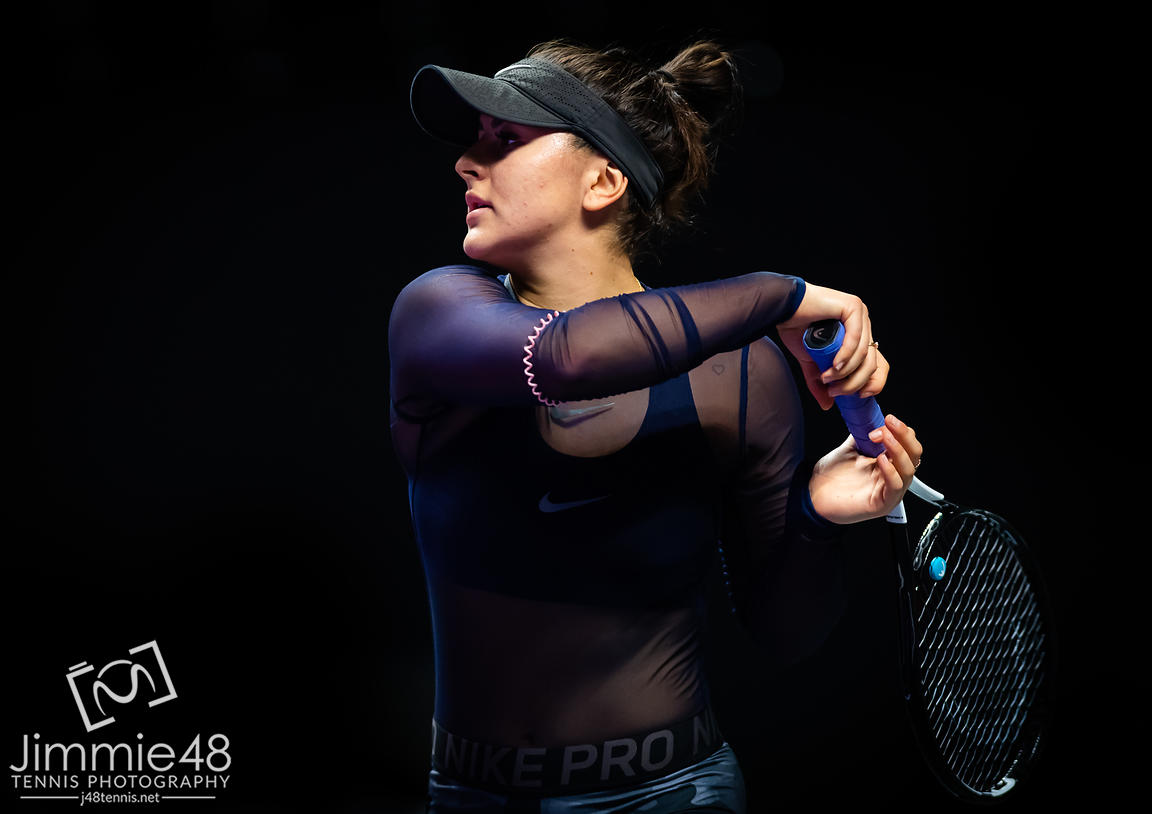 2019 WTA Finals, Tennis, Shenzhen, China, Oct 24