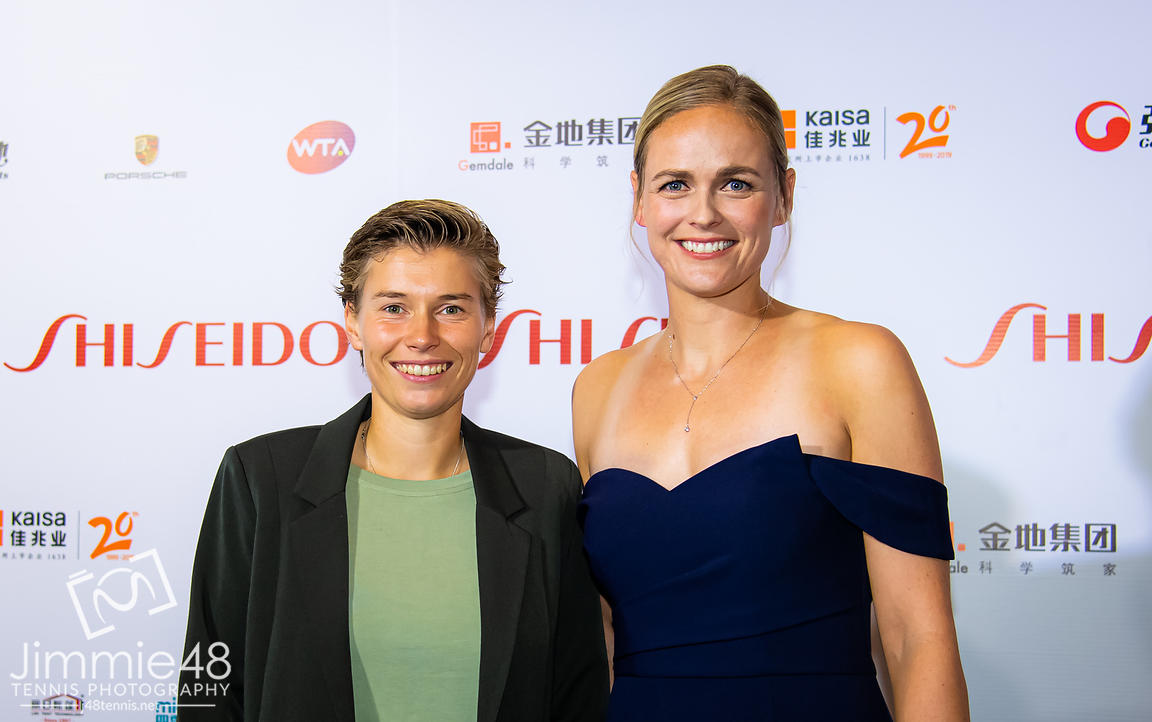 2019 WTA Finals, Tennis, Shenzhen, China, Oct 25