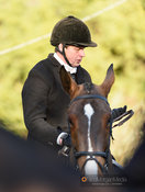 At the meet. The Cottesmore Hunt at Wymondham 11/1
