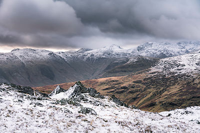 January on the fells