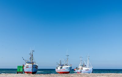 Fishing boats, Thorup Strand 34