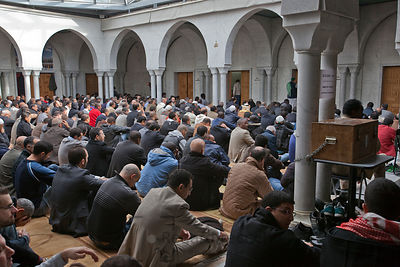 Geneva Mosque Switzerland