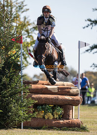 Max Gordon (GBR) & Redwood Clover