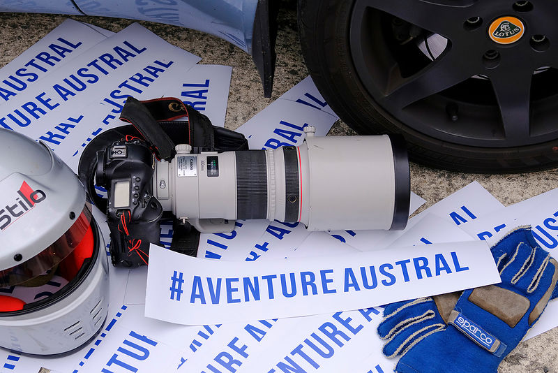 #aventureaustral 2,8/300 , 4/500 mm seront à disposition