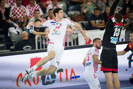 Croatia - Germany, friendly match, Arena Zagreb, Zagreb Croatia, 23.10.2019, Mandatory Credit © Sasa Pahic Szabo / kolektiff