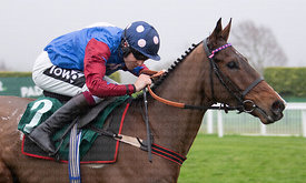 3:35  The galliardhomes.com Cleeve Hurdle Race (Grade 2)